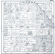 Sheet 27d - Township 13 S., Range 19 E, Fresno County 1923